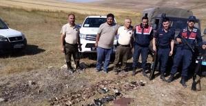 Kaçak Avcılar 64 Bin Lira Ceza Aldı