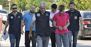 Polise Saldıranlar Yakalandı
