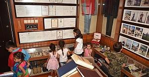 Şehidin Hatıraları Müze Evde