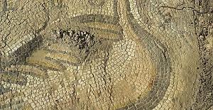 Tarihi Mozaiği Doğal Sebepler Ortaya Çıkardı