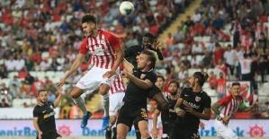 Antalyaspor, İstikbal Mobilya Kayserispor Berabere