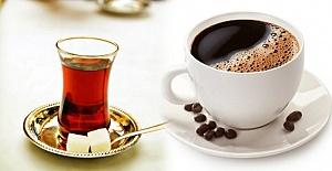 Çay ve Kahve Bakın Neye Sebep Oluyor