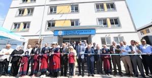 Erenler İmam Hatip Ortaokulu Açıldı