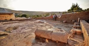 Hamam ve Bazilika Ortaya Çıktı