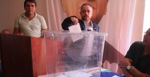 Merkez Parti Dulkadiroğlu Kongresi Yapıldı