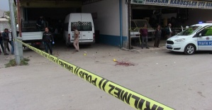 Elbistan'da Silahlı Saldırı