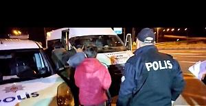 Kaçak Göçmenler Yakalandı