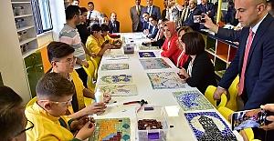 Kadın Erkek Fırsat Eşitliği Komisyonu Gaziantep'te