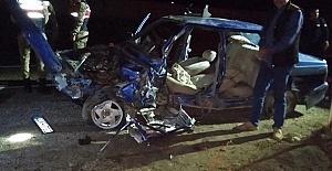 Kahramanmaraş'ta Kaza 6 Yaralı