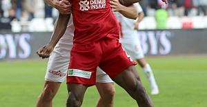 Sivasspor 2-1 Antalyaspor