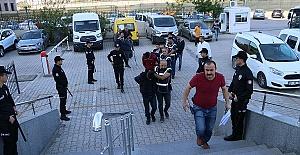 Aranan Şüphelilerden 4'ü Yakalandı