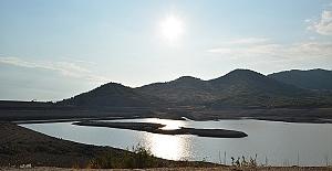 Barajda Yükseltme Çalışmaları Sürüyor