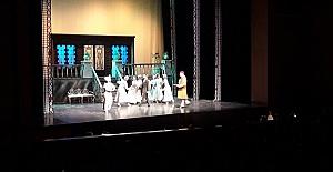 Çalıkuşu Balesi Sahnelendi