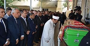 MHP Milletvekilinin Babası Vefat Etti