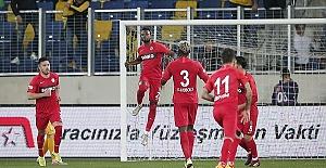 MKE Ankaragücü: 1 - Gaziantep FK: 2