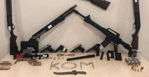 Silah Kaçakçısı Gözaltında