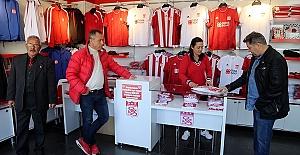 Sivasspor 10 Sezon Sonra Liderlik Koltuğunda