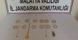 Sivas'ta Dolandırıp Malatya'da Yakalandılar