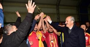 Budaklı Futbol Turnuvası Tamamlandı