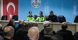 Fahri Müfettişler Eğitim Aldı