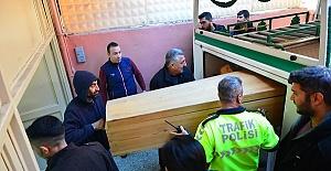 Kendini Öldüren Polis Defnedildi