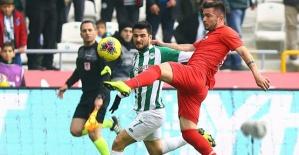 Konyaspor Gaziantepspor Berabere Kaldı