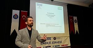 KSÜ'de 6. Enerji Zirvesi Yapıldı