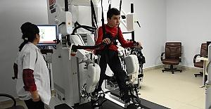 Robotik Tedaviyle Yeniden Yürüdü