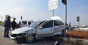 Şüpheli Kazada Yakalandı