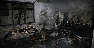 Yangında 3 Çocuk, 2 Hamile Mahsur Kaldı