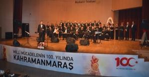 46 Kişi 100. Yıl Konseri Verdi