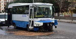 Kazada 1 Ölü 7 Yaralı