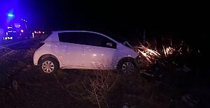 Kazada 2'si Bebek 8 Kişi Yaralandı
