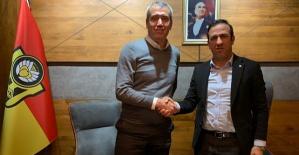 Malatyaspor, Kemal Özdeş İle Anlaştı