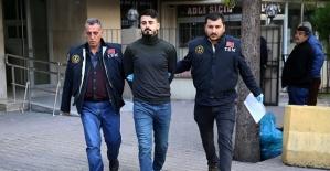 PKK'lı Tatil İçin Geldi Tutuklandı