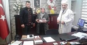 Türk'le Evlenen Bişa Müslüman Oldu
