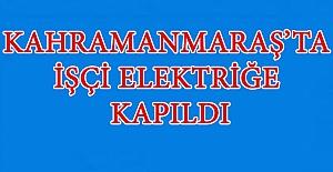 Elektrik Akımına Kapılan İşçinin Durumu Kritik