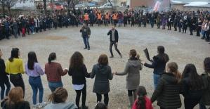 Kahramanmaraş'ta Şenlik Düzenlendi