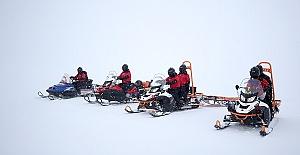 Kayak Merkezinin Güvenliği JAK Timlerinde