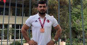 Milli Güreşçi Elbistan'da Müdürlüğe Atandı