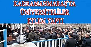 Öğrenciler Yıkılacak Diye Protesto Etti