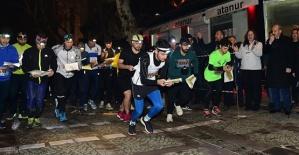 Oryantiring Yarışları Kahramanmaraş'ta Başladı