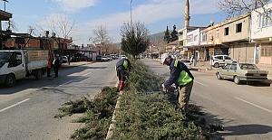 Türkoğlu'nda Bahar Hazırlıkları