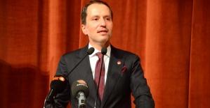 YRP Lideri Erbakan Kahramanmaraş'ta