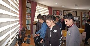 Afşin'de Bilgi Evi Açıldı