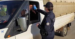 Kahramanmaraş Afşin Elbistan'da Virüs Önlemleri