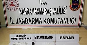 Kahramanmaraş'ta 14 Kişi Gözaltında