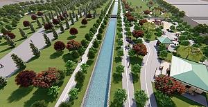 Türkoğlu'na Millet Bahçesi Yapılıyor