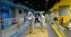 Virüse Karşı Alınan Önlemler