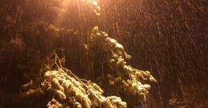 Nisanda Kar Yağıyor